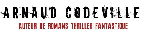 Arnaud Codeville – Auteur fantastique/horreur français